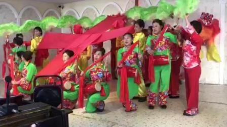 红旗基督教会圣诞节 大型舞蹈:欢乐圣诞佳音