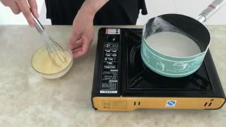 披萨皮的做法 西点短期培训班 哪里可以学做蛋糕