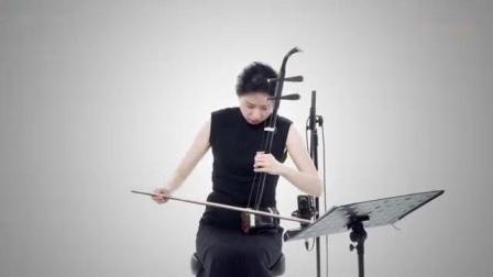 我在二胡独奏《洪湖人民的心愿》带你打开记忆闸门 回忆几代人的青春截了一段小视频