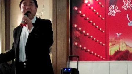 邓建文老师独唱《蓝蓝的天上白云飘》