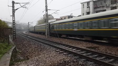 [拍火车-湘潭东站]K578成都东-长沙 本务HXD3C