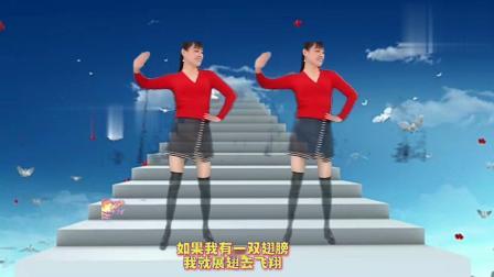 赞美舞蹈《飞翔》