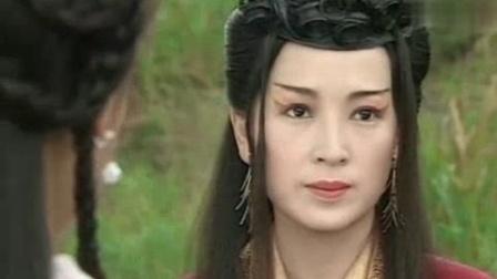 我在当年的那部雪花神剑, 始终觉得杨恭如真是好美截了一段小视频