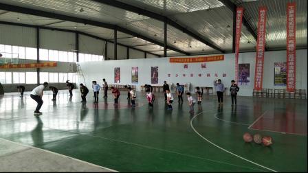城西篮球训练营训练图片