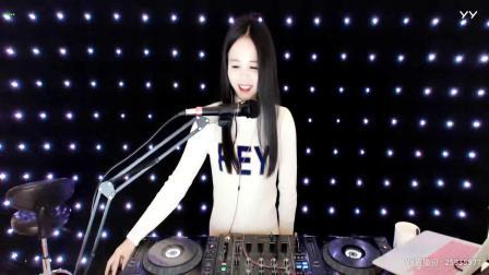 靓妹子DJvivi新音乐2018精选顶级中文串烧重低音美女现场打碟(4)