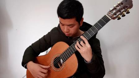 维拉罗伯斯1号 古典吉他