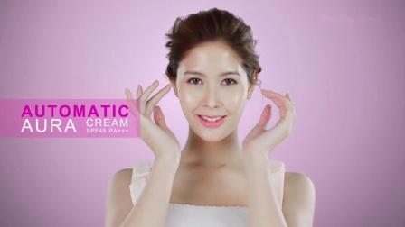 泰国著名化妆师Pom vinij强烈推荐的凯婷娃娃水凝无瑕修颜霜