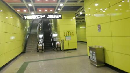 【广州地铁换乘视频】沥滘站3号线换乘广佛线(佛山地铁1号线)