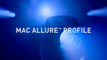 Martin MAC Allure Profile七彩光束灯