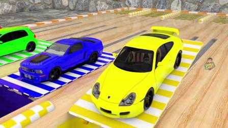 儿童汽车动画