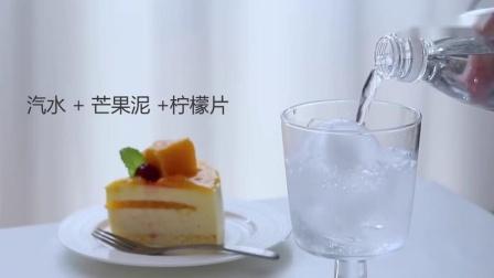 不用烤箱做芒果慕斯蛋糕,香甜美味的夏日甜点