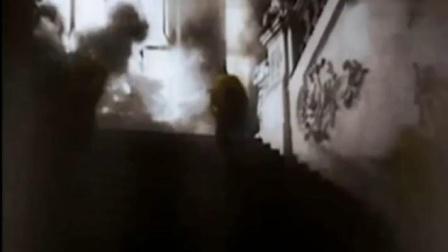 攻克柏林真实镜头,残酷激烈逐屋争夺