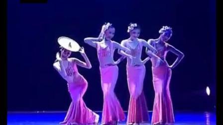 民族舞《船歌》广州市艺术学校
