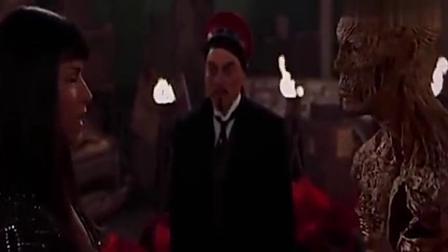 吓一跳的木乃伊,《木乃伊归来》所有木乃伊的登场场面!