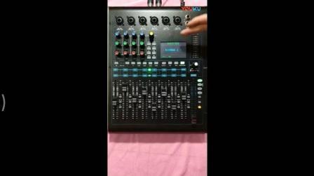 专业数字调音台V12参数数据使用-1
