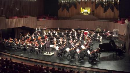 埃尔加《爱的致意》浙江音乐学院交响乐团