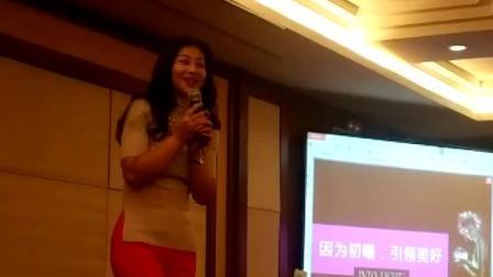 深圳某专业美容院的老板娘说为什么初曦事业值得尝试