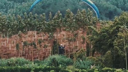 VUE_20181229惠州尖峰山降落集锦