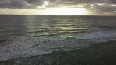 【HAIFOTO】去海边转转-黄金海岸-201812旅行小记录