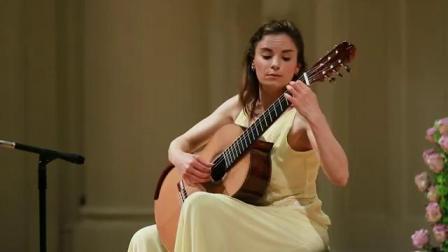 朱利亚尼《英雄大奏鸣曲》Ana Vidovic