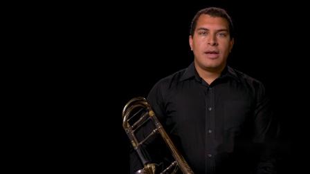 2017-2018 TMEA All-State Trombone Etude 3 - Fink No. 81
