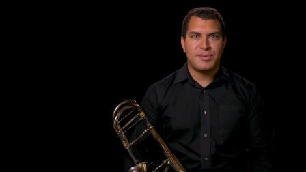 2017-2018 ATSSB All-State Trombone Etude 2 - Alla Breve