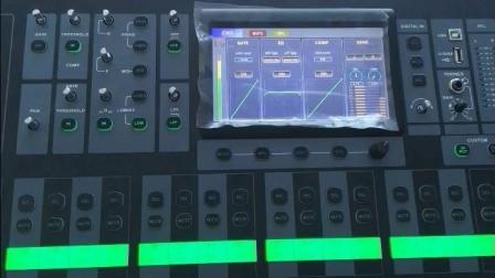 专业数字调音台D-T20.24.32加效果