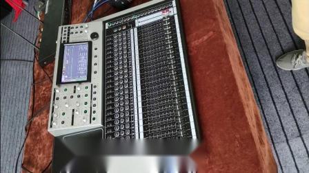 专业数字调音台T系列参数保存