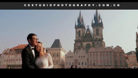 欧洲布拉格婚纱旅拍微电影,意大利婚纱摄影