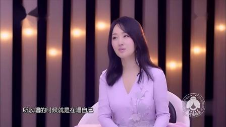 杨钰莹深情再唱《我不想说》,曲作者李海鹰大赞唱出了想要的感觉相关的图片