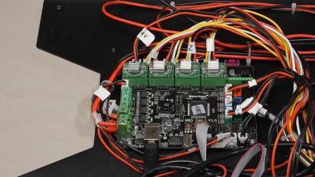 TMC2208静音步进驱动在3D打印应用-1