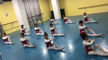 罗定市迪雀儿艺术培训中心2018中国舞少儿舞蹈考级五级视频