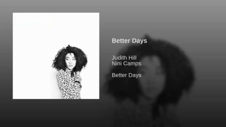【Judith Hill - Better Days】