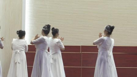 舞蹈《十字架是我的荣耀》2018年马鞍山市基督教蒙恩堂平安夜圣诞节晚会
