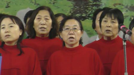 朔州市朔城区基督教会2018年圣诞节上地嘉圆献唱最美的路我们相信