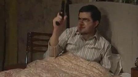 我在《憨豆先生》-准备睡觉截了一段小视频