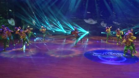 精彩中华江西省区15日上午4-3《蜗牛的梦想》奉新县金艺舞蹈艺术培训学校