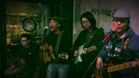 EwanHo & Movement 香港佐敦。Cafe Revol
