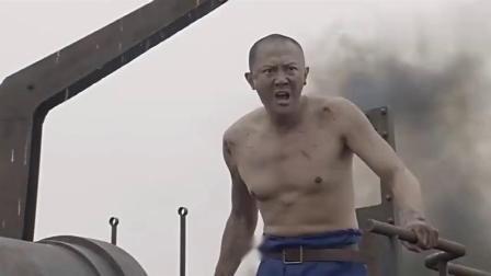 东方有大海中国军舰重创敌军,却发现再无炮弹,直接霸气下命令