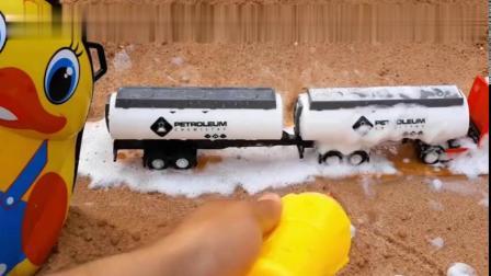 少儿早教输汽车、小汽车玩具清洗泡沫