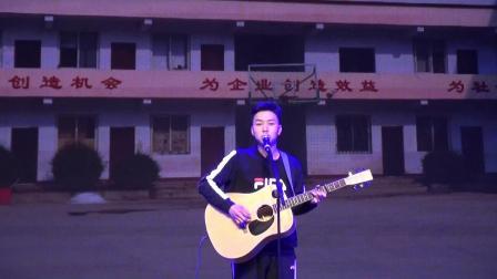 2019年元旦联欢会 栾川县蓝天舞蹈团