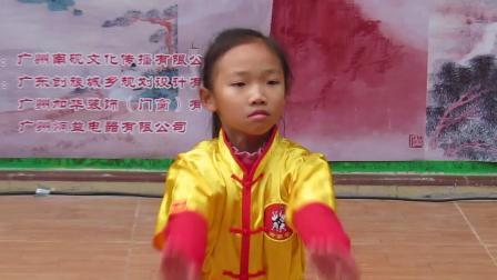 南拳小选手