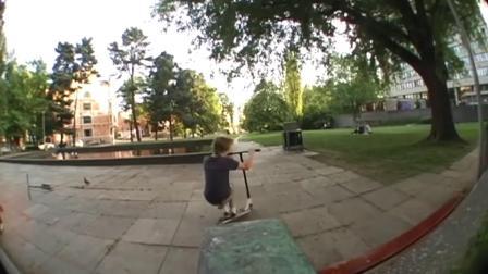 极限滑板车 Lucid