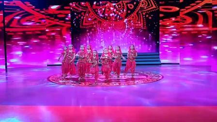 舞蹈《印度之夜》黑山县兴海舞蹈培训中心