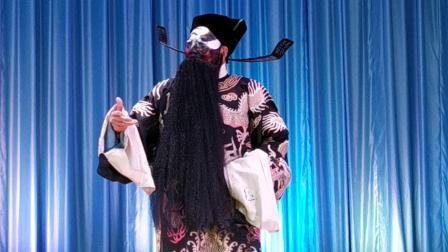 八里台评剧团,刘德喜演唱《包公赔情》劝嫂娘。