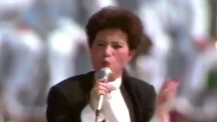 《手拉手》1988汉城夏季奥运会主题曲现场原始版本