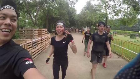 Spartan 2018 斯巴达勇士赛成人公开组走录