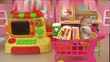 小猪佩奇品牌披萨烤箱,水果蔬菜切切乐,佩佩猪厨房过家家玩具