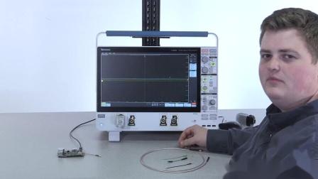 TPR探头如何使用于电源轨测量视频