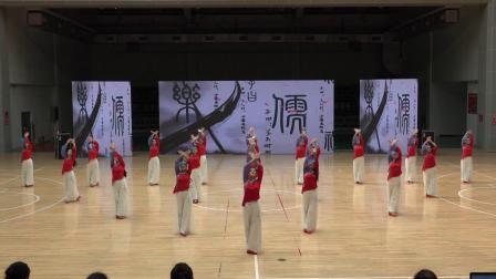 舞蹈:中国书法